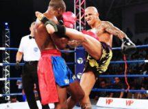 Bruno Gazani - WGP Kickboxing. Foto: Divugação