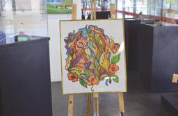 Exposição é aberta ao público e vai até o dia 5 de março. Foto: Divulgação
