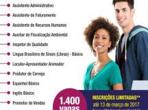 Santo André tem 1.400  vagas para cursos técnicos gratuitos a distância