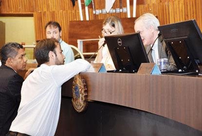Vereadores de Santo André aprovam alteração na Lei que prevê reestruturação administrativa da Câmara