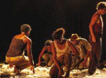 Peça traz canto entoado pelos escravos em Minas Gerais. Foto: Divulgação