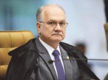 Decisão de Fachin de enviar o caso ao plenário surpreendeu. Foto: Arquivo