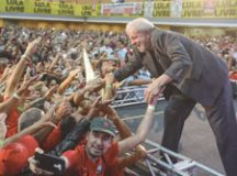 """Lula: """"Não tenho medo, podem até tentar me prender"""". Foto: Ricardo Stuckert"""
