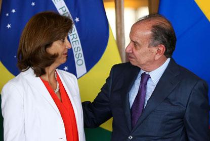 Brasil e Colômbia discutem impactos da migração venezuelana nos dois países