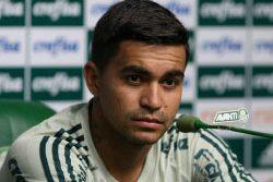 Dudu fez dois gols nas quartas de final do ano passado. Foto: Cesar Greco/Agência Palmeiras