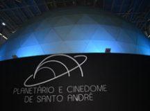 Curso na Sabina é destinado, prioritariamente, a professores das redes pública e privada cujos alunos participarão da 'XXI Olimpíada Brasileira de Astronomia e Astronáutica'; inscrições podem ser feitas até dia 15. Foto: Júlio Bastos/PSA