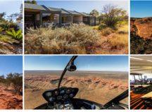 Entre os cânions do Deserto Vermelho e a cultura aborígene australiana de milhares de anos, aproveite a opção de pacote com transfer aéreo, passeios guiados e muita aventura em meio a natureza. Fotos: Divulgação