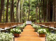 Confira quatro dicas para escolher os tapetes ideais para o casamento dos sonhos. Foto: Divulgação