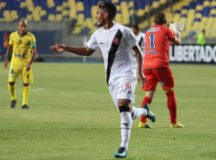 Evander é considerado um jogador que pode despontar a qualquer momento. Foto: Carlos Gregório/Divulgação/Vasco