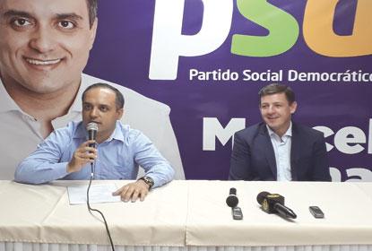 Marcelo Lima ingressa no PSD e deixa Secretaria de Serviços Urbanos de São Bernardo