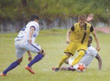 O Mauá FC empatou com o Itararé na segunda rodada. Foto: Divulgação/Mauá FC