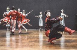 Companhia de Ballet da Rússia se apresenta para crianças de Ribeirão Pires