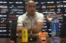 """Roger: """"Sou mais um louco para o bando"""". Foto: Agência Corinthians"""