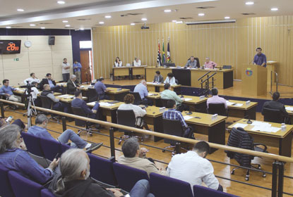 Vereadores de São Caetano suspendem repasse para Consórcio