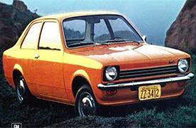Modelo começou a ser produzido no Brasil em 1973 e durou 20 anos. Foto: Reprodução/GM