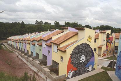 Prefeitura de Diadema entrega moradias no Loteamento Novo Iguassu