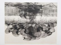 Obra Solares (1979) de Odair Magalhães é uma das obras da exposição. Foto: Divulgação