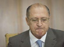Alckmin afirmou que Aécio não deveria disputar a eleição. Foto: Arquivo
