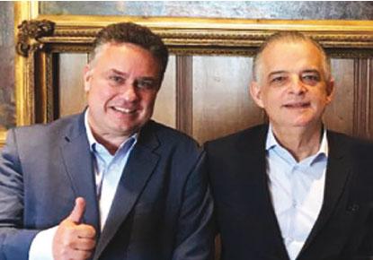 Após declarar apoio a França, Maranhão é expulso do PSDB