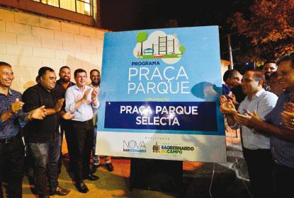 Prefeitura de São Bernardo anuncia benfeitorias para o Jardim Silvina e Selecta