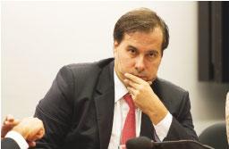 Maia afirma que Congresso deve definir sobre possibilidade de prisão em segunda instância