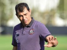 Carille destacou que time só terá 66 horas de descanso. Foto: Daniel  Augusto Jr./Agência Corinthians