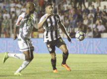 O Santos teve atuação apagada no Mato Grosso. Foto: Euclides Oltramari Jr./ Futura Press/Folhapress