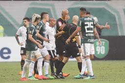 STJD indefere ação do Palmeiras sobre final até tribunal estadual julgar recurso