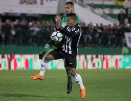 Chapecoense elimina Atlético-MG nos pênaltis e vai às quartas da Copa do Brasil