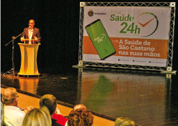 Prefeitura de São Caetano implementa aplicativo para área da Saúde