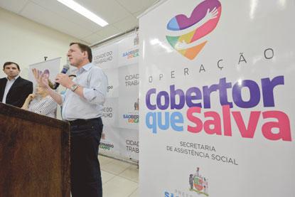 Prefeitura de São Bernardo amplia vagas em albergues