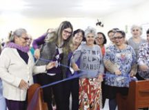 Nova unidade fica no Instituto de Ação Social Enéas Tognini, no Jardim Takebe. Foto: Thiago Benedetti/PMD