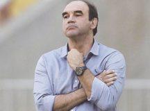 Ricardo Gomes deve assinar contrato de um ano com o Santos. Foto: Arquivo