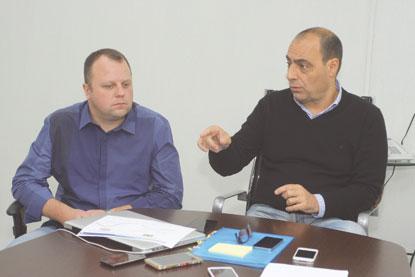 MPE quebra sigilo bancário  de Auricchio e Vidoski