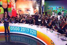 Este é o 33º ano da campanha, promovida pela Globo em parceria com a Unesco. Foto: Reprodução