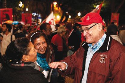 José de Filippi: 'a agenda do golpe se esgotou'