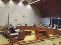 Plenário do STF debate constitucionalidade de conduções coercitivas. Foto: Arquivo