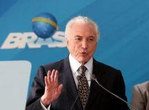 Temer acrescentou que o governo vai obedecer à decisão do Supremo. Foto: Divulgação