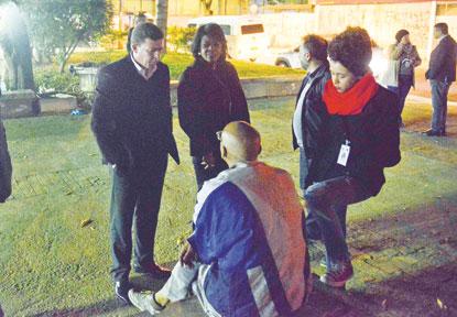 S.Bernardo amplia acolhimento a pessoas em situação de rua