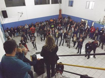 Servidores  Mauá aprovam estado de greve