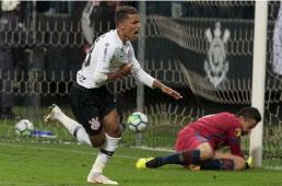 Corinthians sai atrás, se recupera e empata por 2 a 2 com o Cruzeiro
