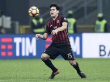 Gómez jogou apenas dez minutos na última temporada. Foto: Reprodução/Milan
