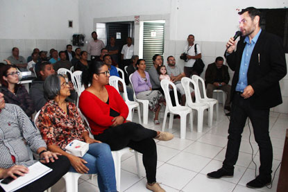 Santo André realiza primeira audiência pública sobre mudanças na Lei de Habitação de Interesse Social