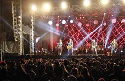 Evento começa com shows de Paralamas, Ana Vilela, Katinguelê e Carlinhos Brown. Foto: Divulgação
