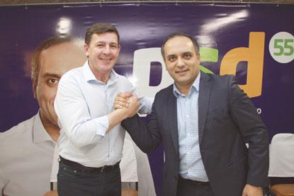 Vice-prefeito de São Bernardo, Marcelo Lima anuncia pré-candidatura a federal
