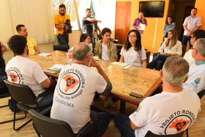 Prefeitura de Diadema firma parceria para projeto na área da assistência social