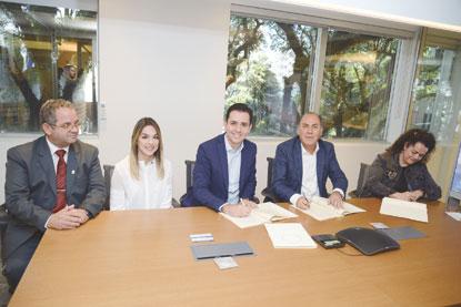S.André assina contrato com o BID no valor de R$ 25 milhões para obras de mobilidade