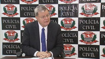 Não se sabe o tamanho do PCC, diz novo chefe da Polícia Civil