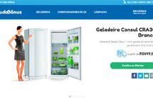 TudoBônus é um novo tipo de e-commerce que oferece produtos sustentáveis. Foto: Reprodução site
