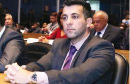 Mario de Abreu teve a prisão preventiva decretada em junho. Foto: Oscar Jupiracy/Câmara de São Bernardo